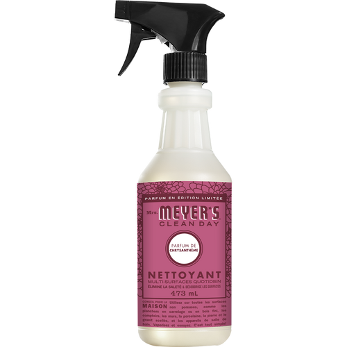 mrs meyers mum multi surface everyday cleaner french label - FR