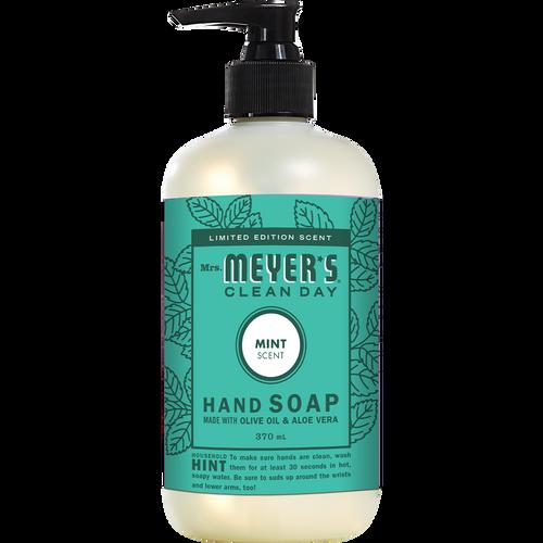 mrs meyers mint liquid hand soap english label - EN