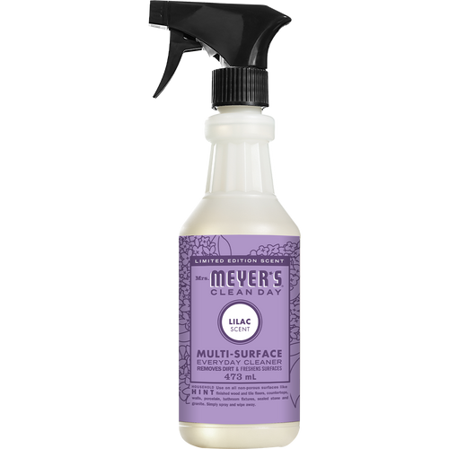 mrs meyers lilac multi surface everyday cleaner english label - EN