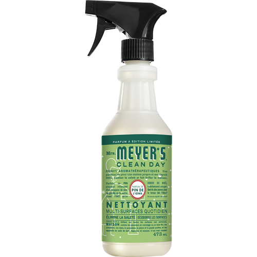 mrs meyers iowa pine multi surface everyday cleaner french label - FR