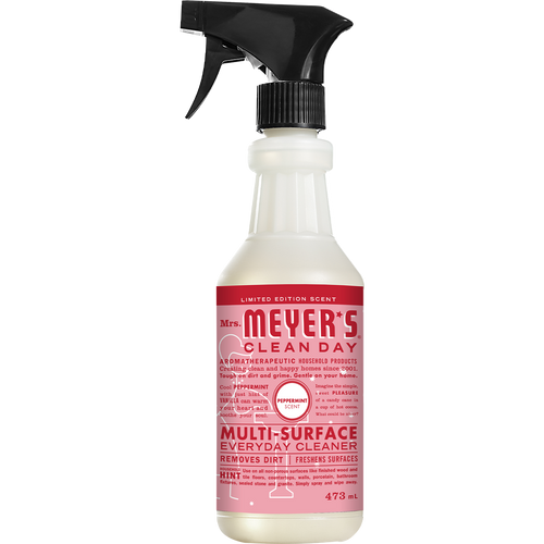 mrs meyers peppermint multi surface everyday cleaner english label - EN