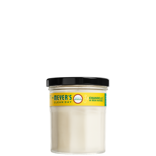 mrs meyers honeysuckle soy candle small - FR