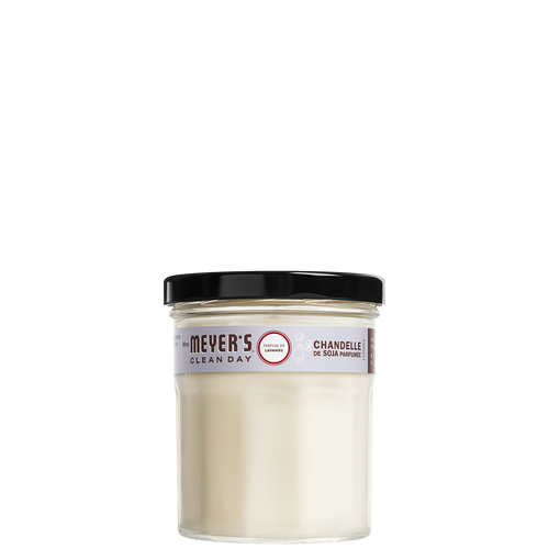 mrs meyers lavender soy candle small - FR
