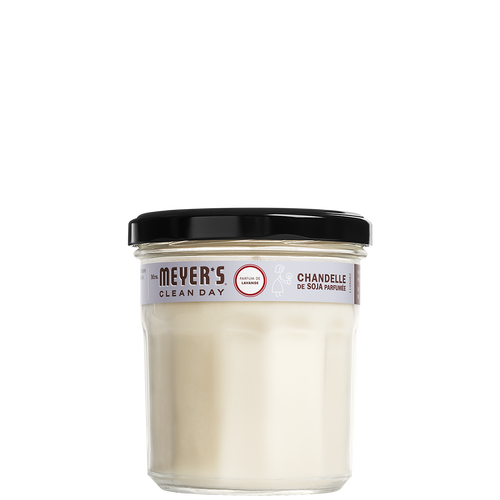mrs meyers lavender soy candle large - FR