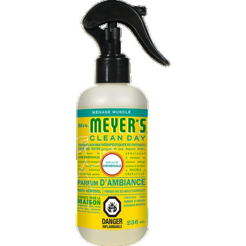 mrs meyers honeysuckle room freshener french label - FR