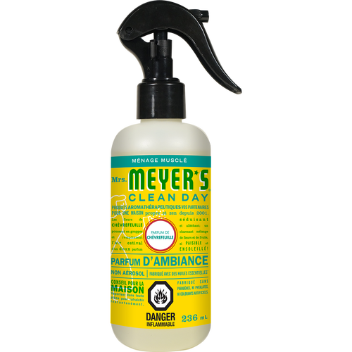 mrs meyers honeysuckle assainisseur d'ambiance label français - FR