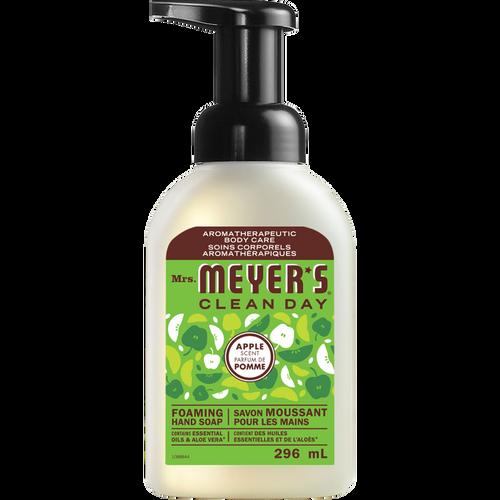mrs meyers apple foaming hand soap - EN
