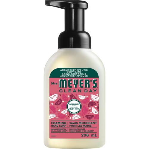 mrs meyers watermelon foaming hand soap - FR