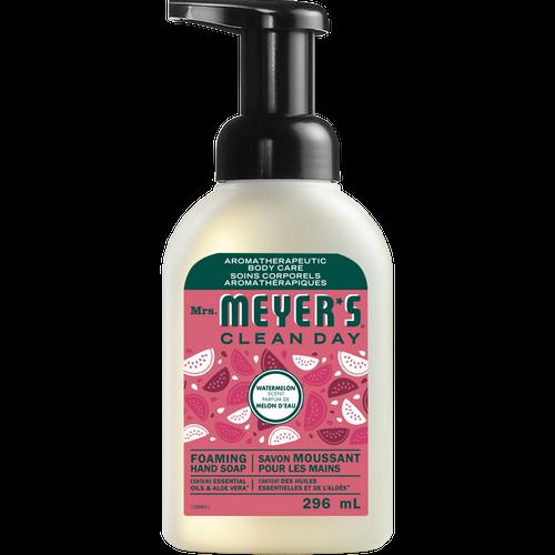 savon moussant pour les mains mrs meyers pastèque - FR