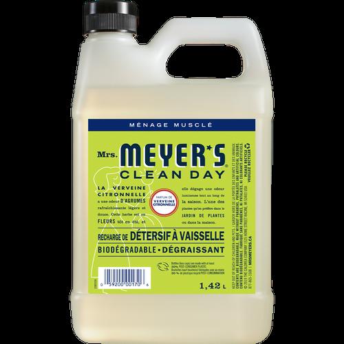 Mme meyers recharge de savon à vaisselle verveine citron label français - FR