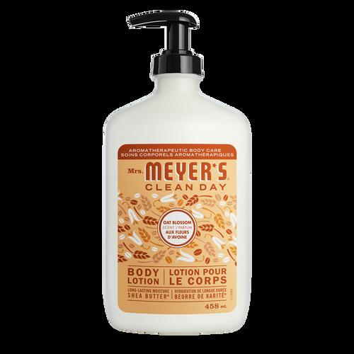 mrs meyers oat blossom body lotion - EN