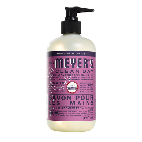 Plum Berry Liquid Hand Soap
