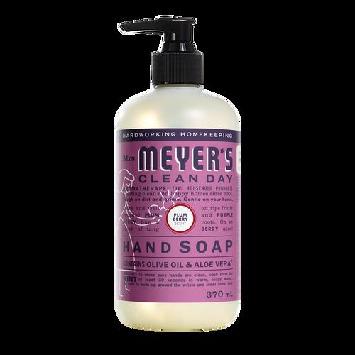 mrs meyers plum berry liquid hand soap - EN