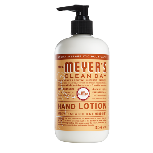 mrs meyers oat blossom hand lotion - EN