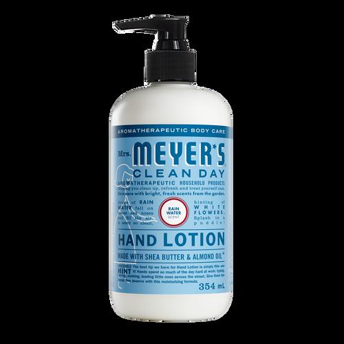 mrs meyers rain water hand lotion - EN