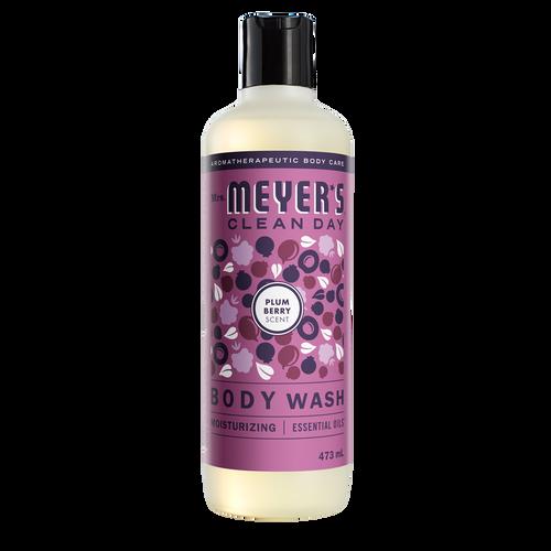 mrs meyers plum berry body wash - EN