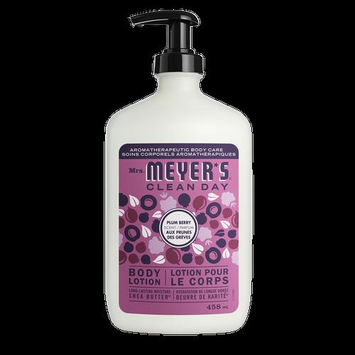 mrs meyers plum berry body lotion - EN