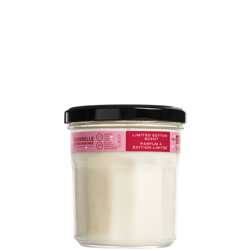 mrs meyers peppermint soy candle large - FR