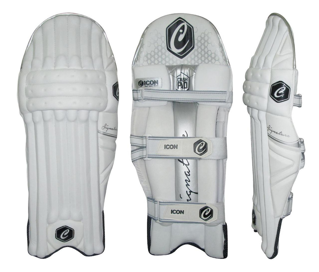 Signature Batting Pads - no small mens available