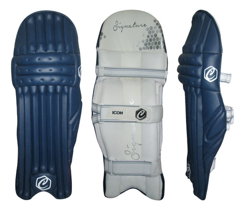 Coloured Batting Pads (LEFT HAND)