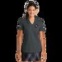 Nike Ladies Dri-FIT Micro Pique Polo - Anthracite