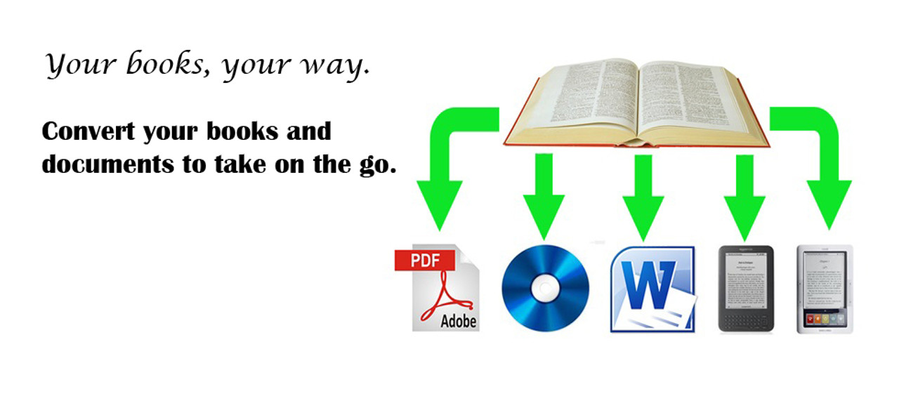 Book Scanning Service