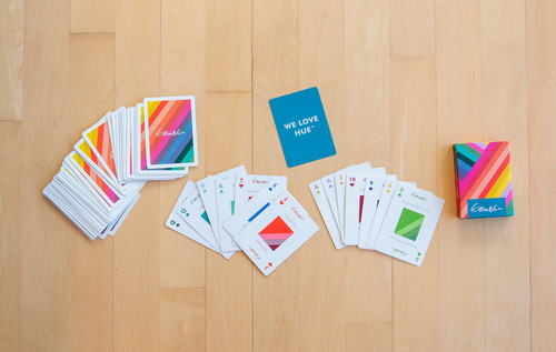 gamblin deck of cards, bicycle playing cards, colorful, color cards