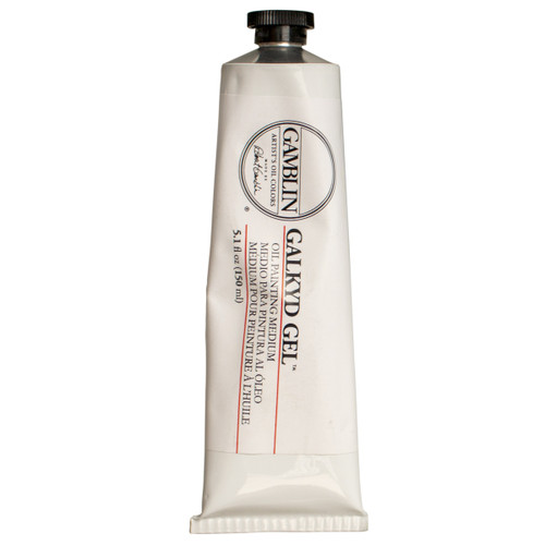 Gamblin Galkyd Gel 150ml Big Imperfect Tube