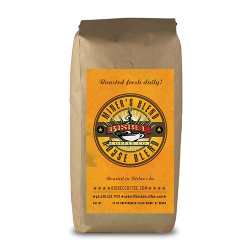 The cup that started it all, a rich and full-bodied blend with sweet fruited notes and a syrupy texture. Blended using African and South American coffees.
