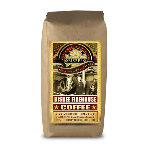 A specially selected and carefully roasted blend of Indonesian coffees dedicated to our brave Bisbee Firefighters. A rich and syrupy mouthful carrying hints of earthy spices and hints of ripe fruit.