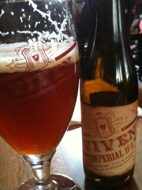 Viven Imperial IPA glass