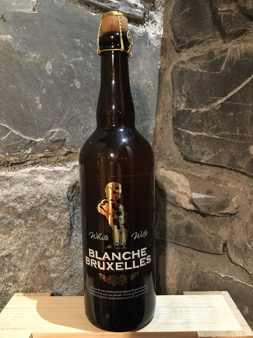 Blanche de Bruxelles 75cl