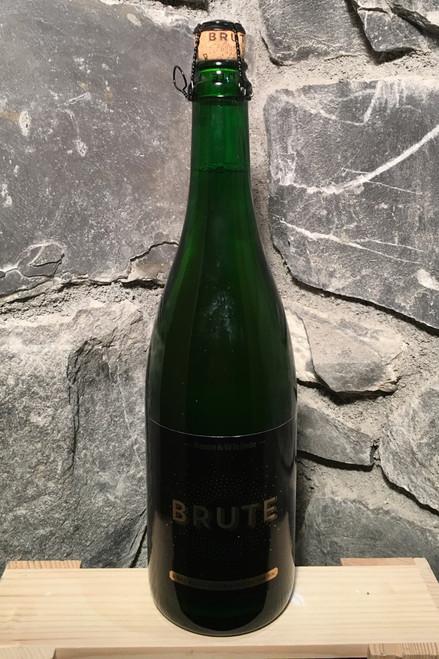 Val de Dendre Brute 75cl, champagne style beer
