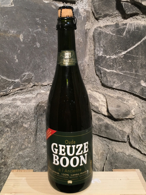 Boon oude Gueuze 75cl