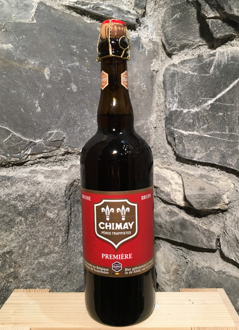 Chimay Rouge 75cl. Bière trappiste.