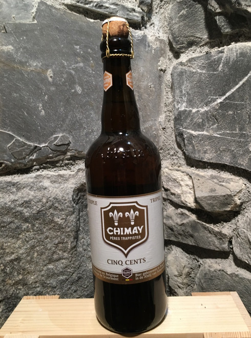 Chimay Triple 75cl. Bière trappiste.