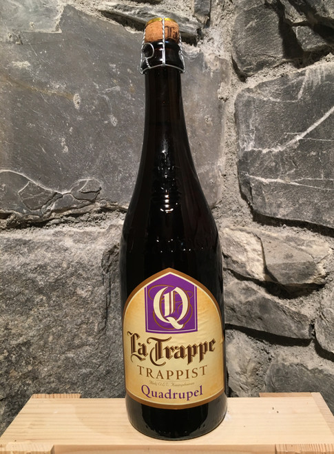 La Trappe Quadruple 75cl