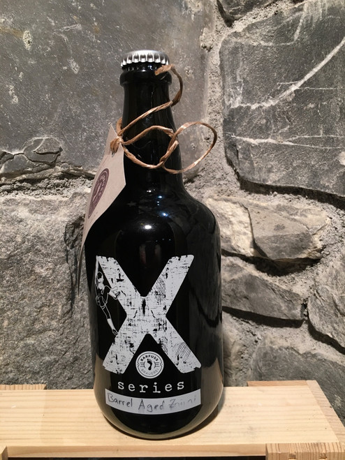 X Series Znüni 75cl, matured in Whisky barrels for 10 months.