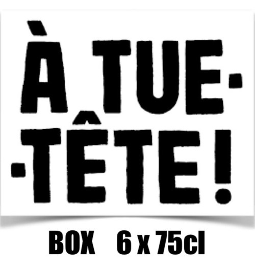 A Tue Tête box 6 x 75cl contains 6 bottles from A Tue Tête brewery.