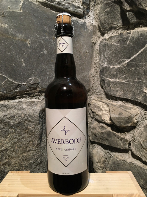 Averbode Abbey beer 75cl