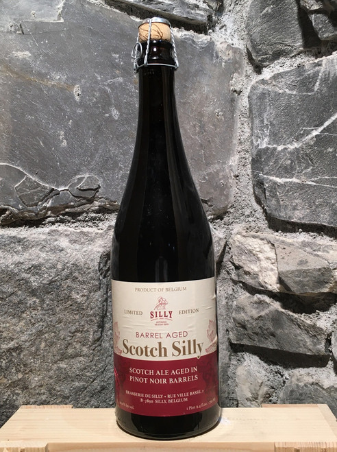 Silly Scotch Barrel Aged Pinot Noir 75cl