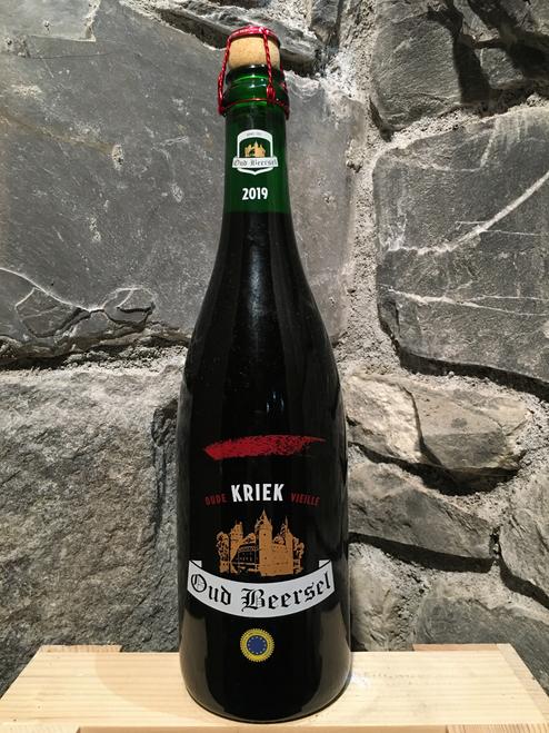 Oud Beersel Kriek Vieille 75cl