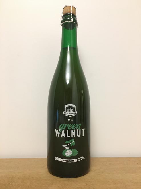 Oud Beersel Green walnut 75cl