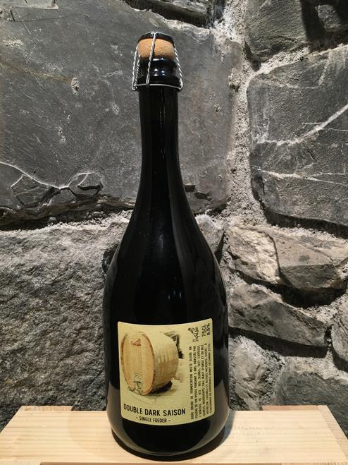 Double Dark Saison 75cl - brewery l'Apaisée