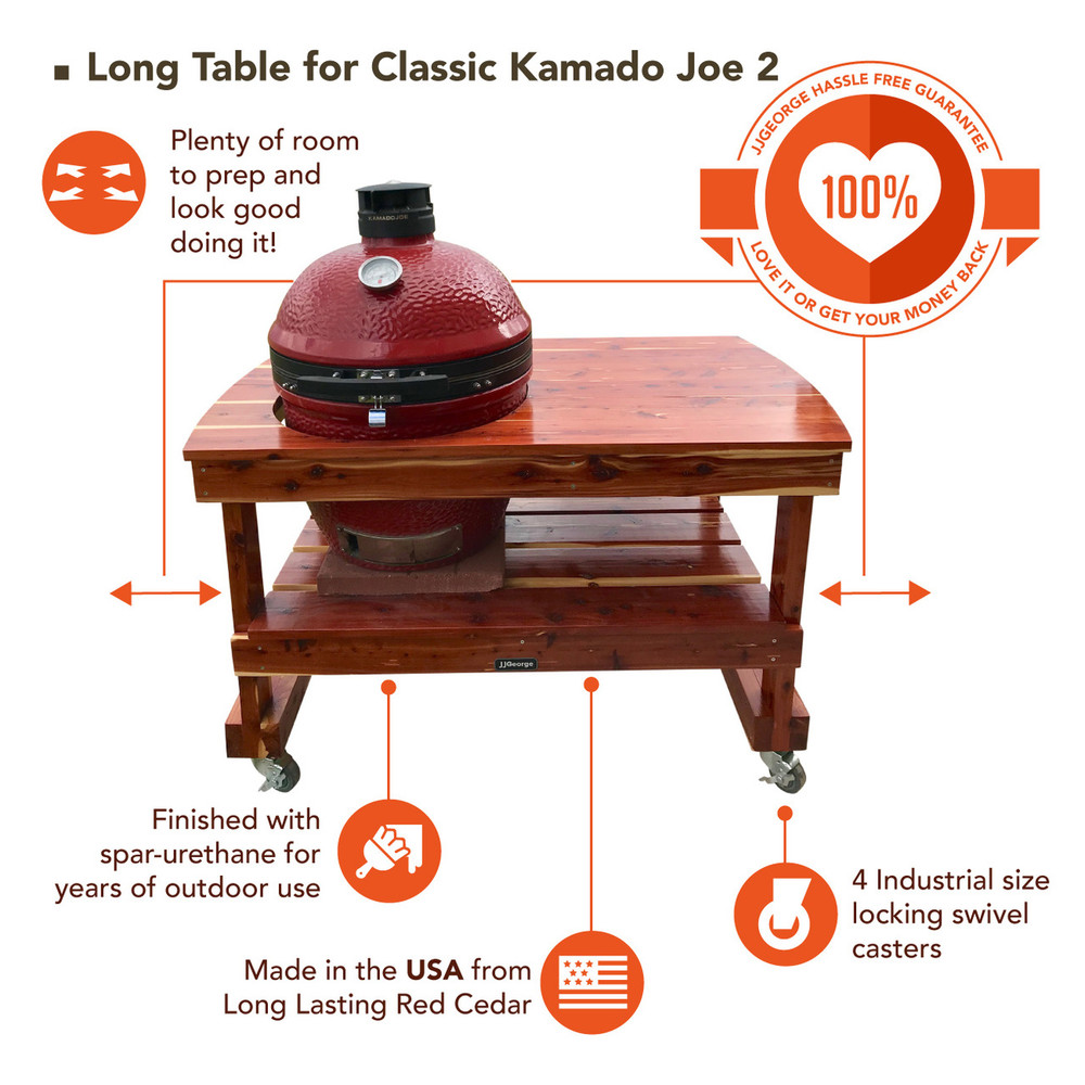 Table for Kamado Joe