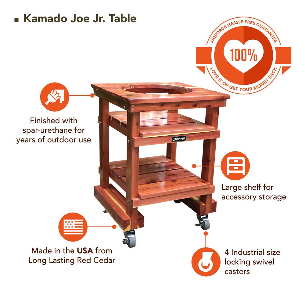 Table for Kamado Joe Jr.