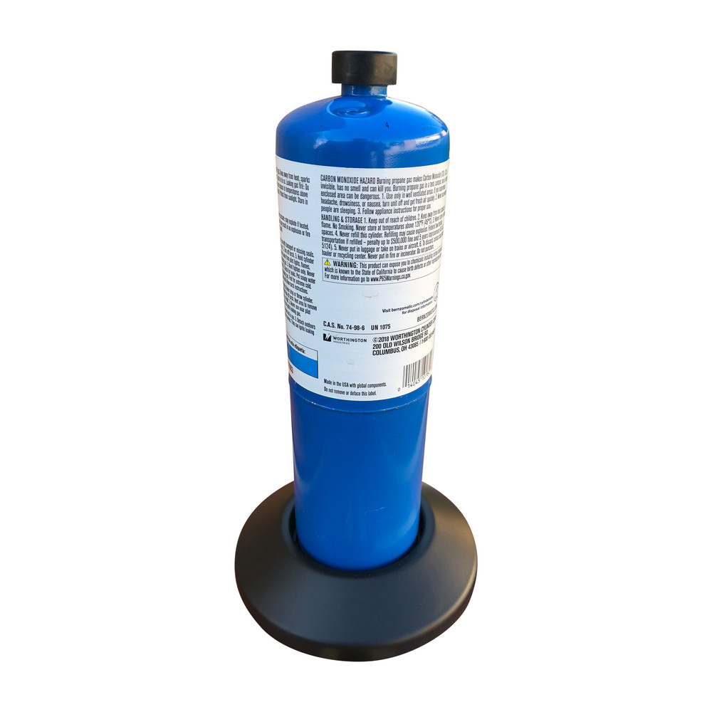 14.1 oz propane bottle base