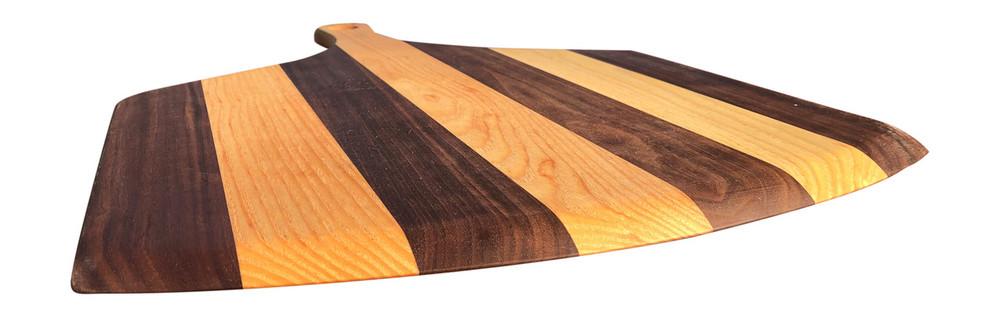Striped Charcuterie Board