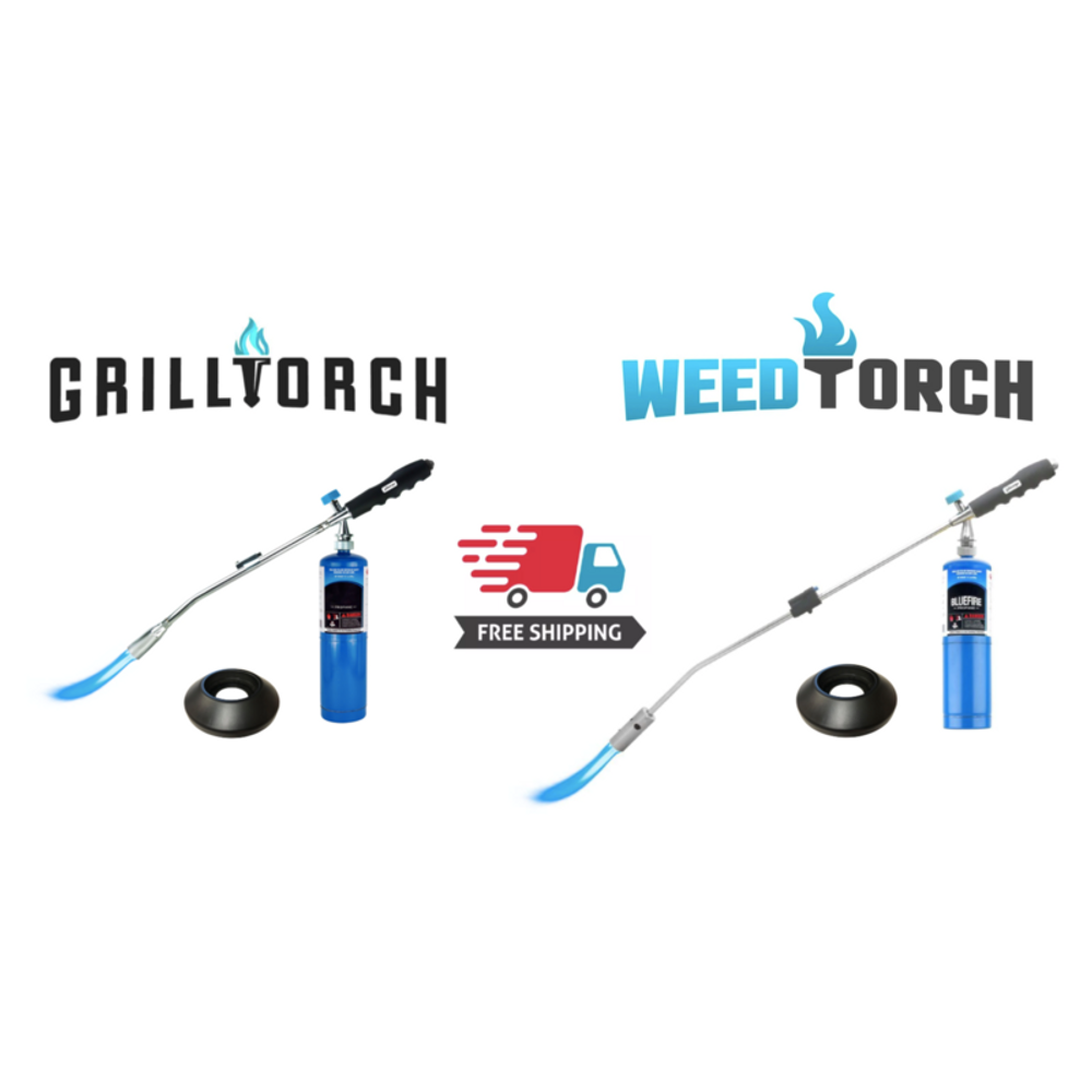 Grill Torch / Weed Torch Bundle