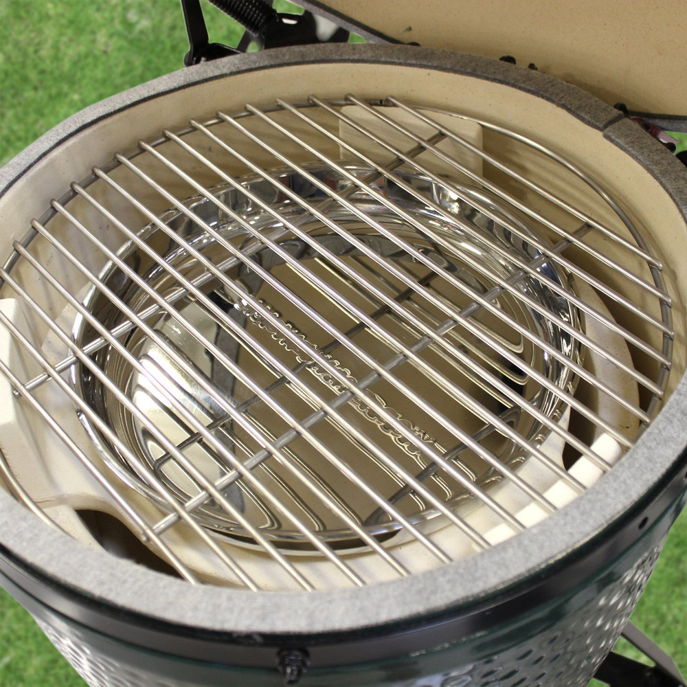 Best Drip Pan for Big Green Egg